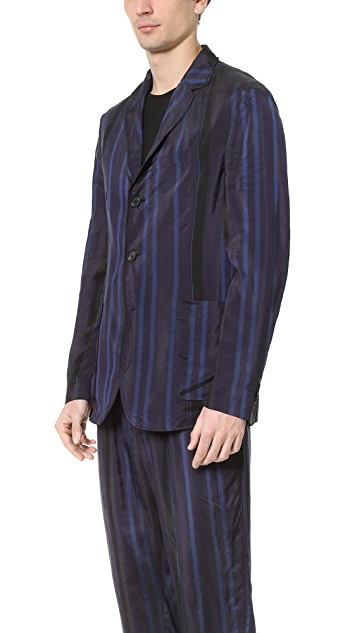 3.1 Phillip Lim Unconstructed Blazer with Wire
