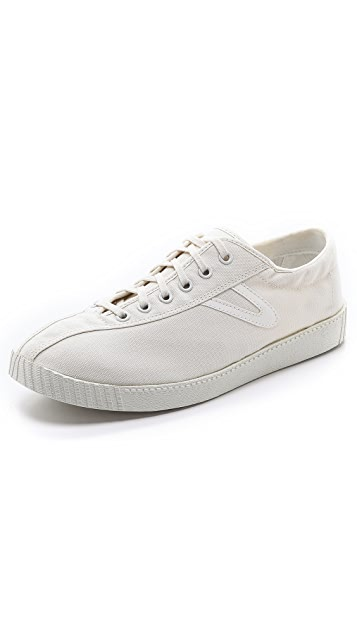 Tretorn Nylite Canvas Sneakers