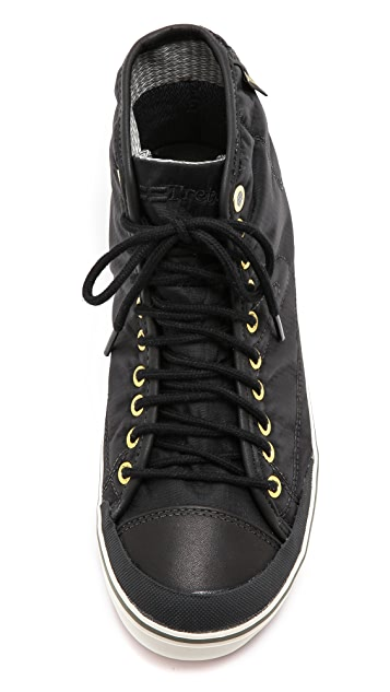 Tretorn Skymra Mid High Top Sneakers