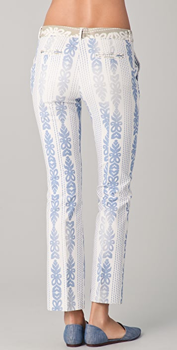 True Royal Slim Fit Pants