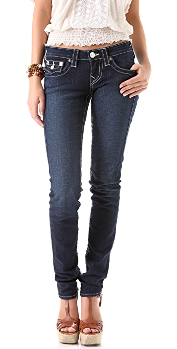 3ce443c0e True Religion Julie Stretch Stovepipe Jeans