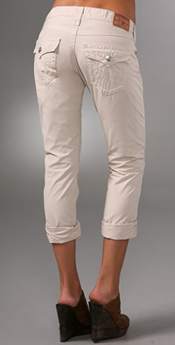 True Religion Jordan Boyfriend Pants