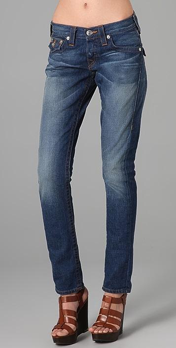 True Religion Cameron Boyfriend Jeans