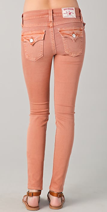 True Religion Serena Legging Jeans