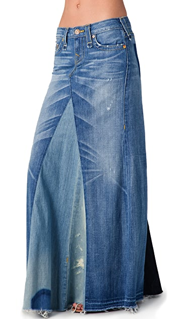 True Religion Dakota Love & Haight Skirt