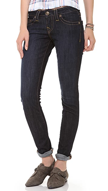 True Religion Shannon Skinny Jeans