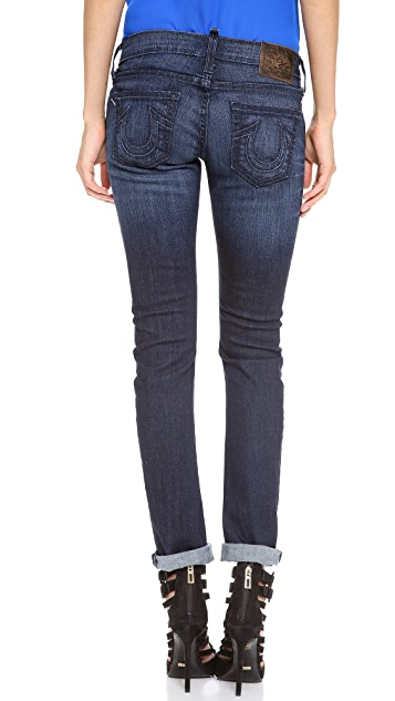 True Religion Jude Skinny Jeans