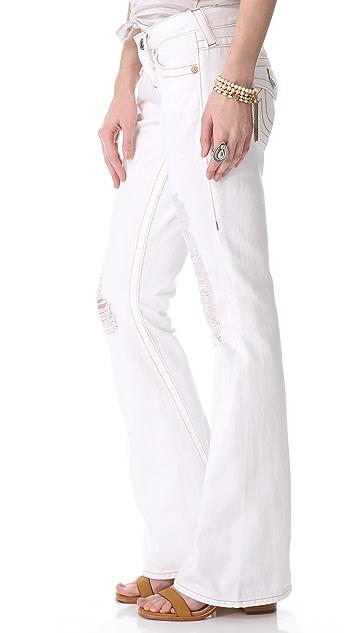 True Religion Joey Flare Jeans