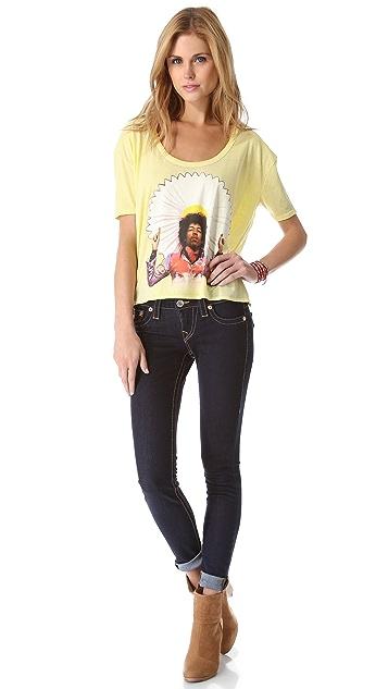 True Religion Misty Super Skinny Jeans