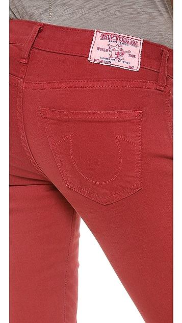 True Religion Casey Cargo Jeans