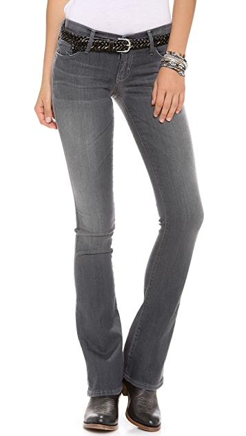 True Religion Lexi Mini Boot Cut Jeans