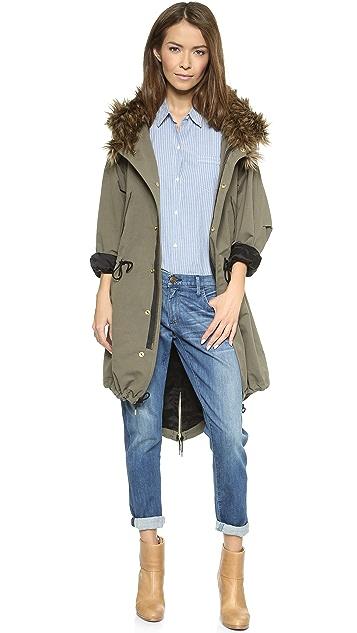 True Religion Audrey Mid-Rise Boyfriend Jeans