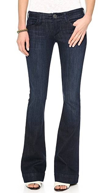 True Religion Charlize Flare Jeans
