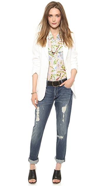 True Religion Audrey Relaxed Jeans