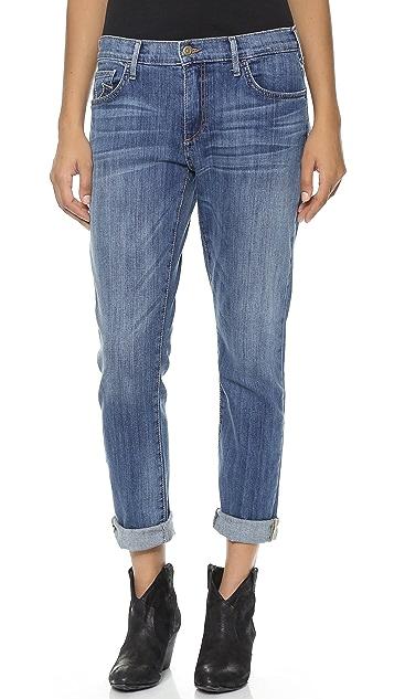 True Religion Audrey Slim Boyfriend Jeans