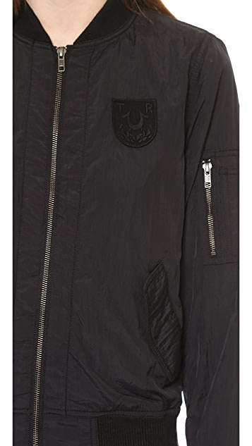 True Religion Flight Jacket