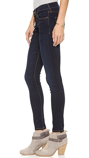 True Religion Casey Low Rise Super Skinny Jean