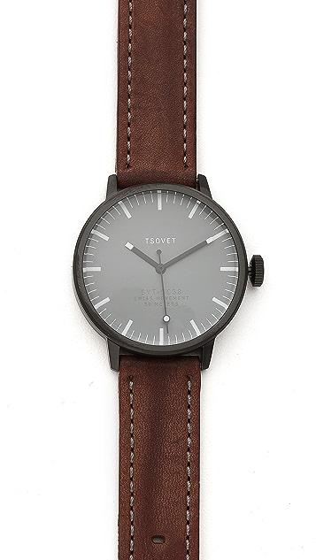 Tsovet SVT-SC38 38MM Watch