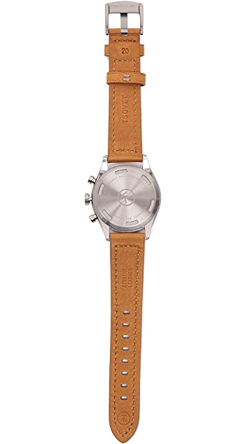 Tsovet SVT-DE40 40MM Chronograph Watch