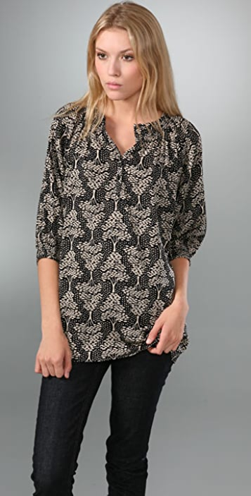 Tucker Henley Tunic