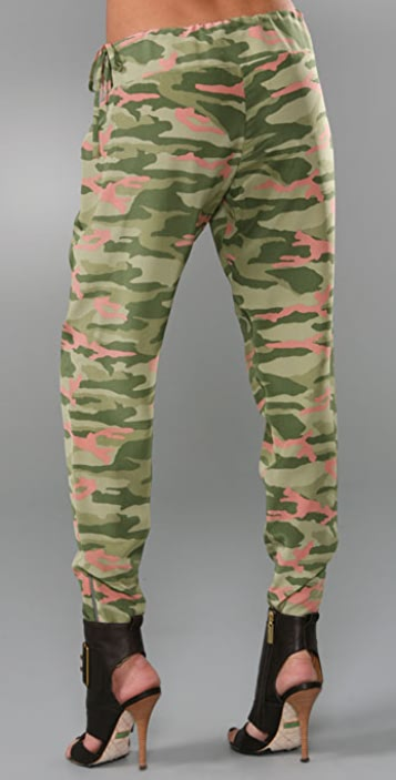 Tucker Drawstring Pants