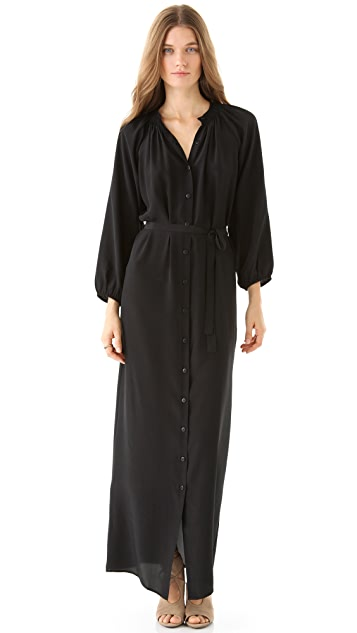 Tucker Classic Long Dress