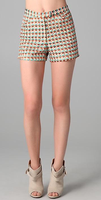 Tucker High Waisted Shorts