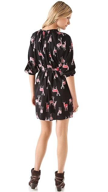 Tucker Classic Mini Dress