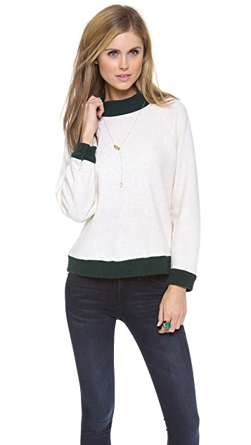 Tucker Turtleneck Sweater
