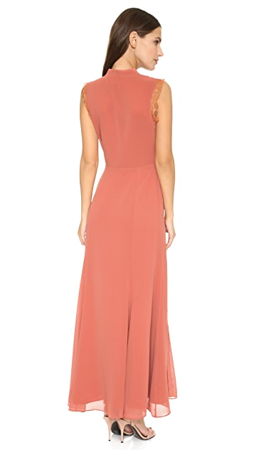 TULAROSA Ray Maxi Dress