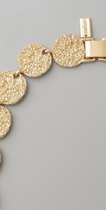 Tuleste Short Coin Necklace