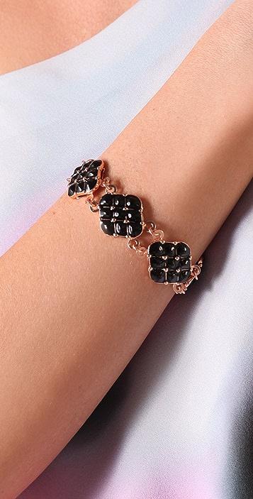 Tuleste Tufted Diamond Bracelet