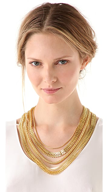 Tuleste Multi Strand Necklace