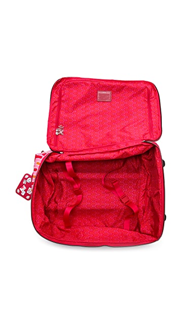 Tumi Super Leger International Carry On Bag
