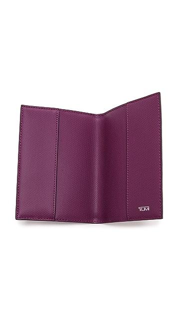 Tumi Passport Cover