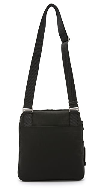 Tumi Alpha Bravo Annapolis Zip Flap Messenger Bag