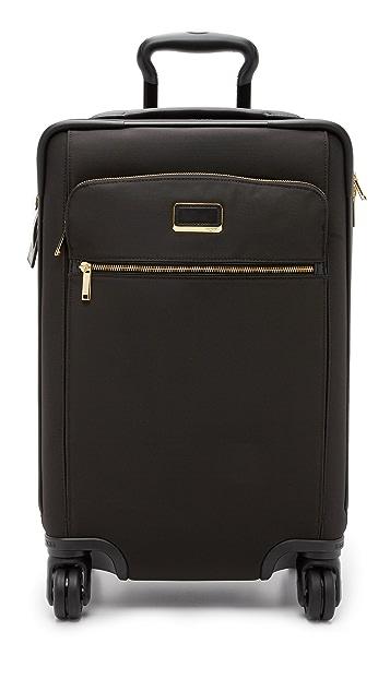 Tumi International Carry On 4 Wheel Suitcase