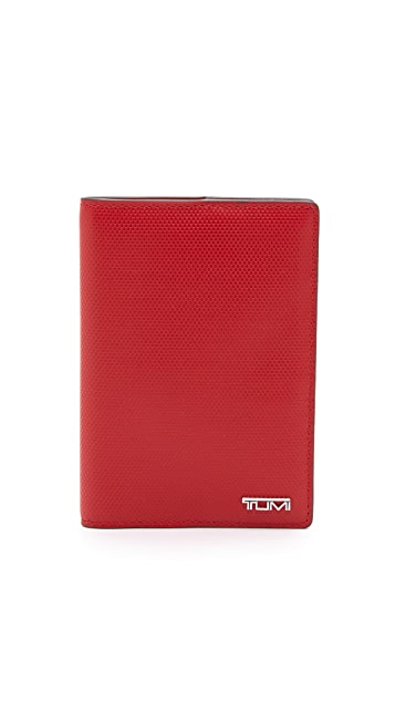 Tumi Prism Passport Cover