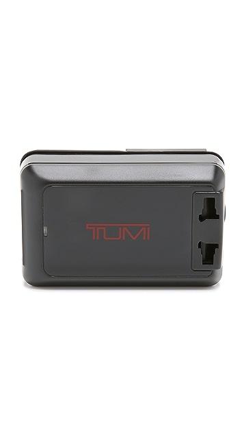 Tumi 4 Port USB Travel Adaptor
