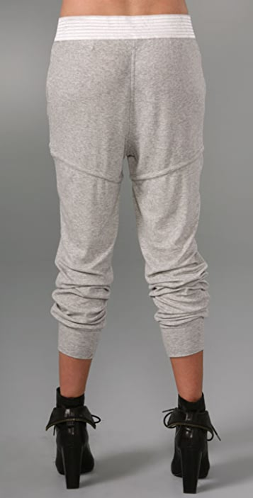 alexanderwang.t Sweatpants with Seam Detail