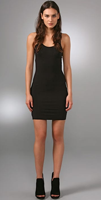 T by Alexander Wang Modal Spandex Tank Dress