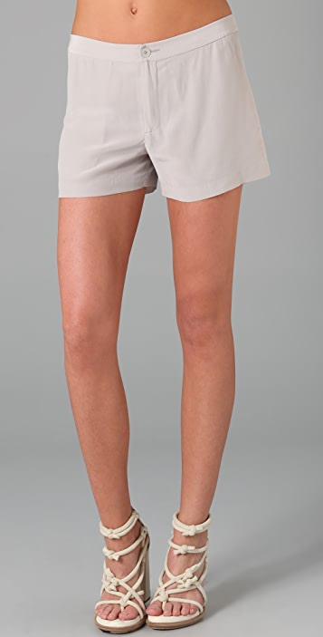 alexanderwang.t Silk Shorts