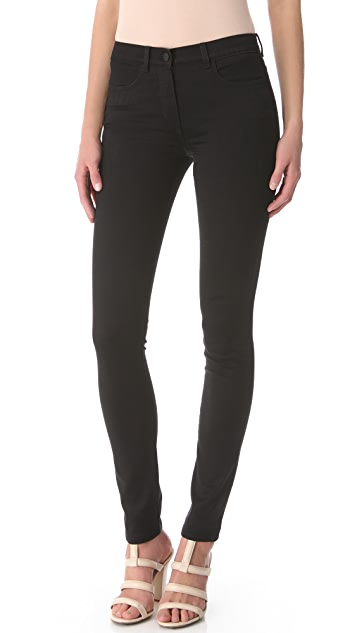 T by Alexander Wang High Waisted Jeans