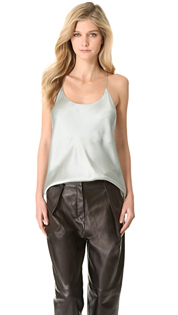 T by Alexander Wang Silk Camisole