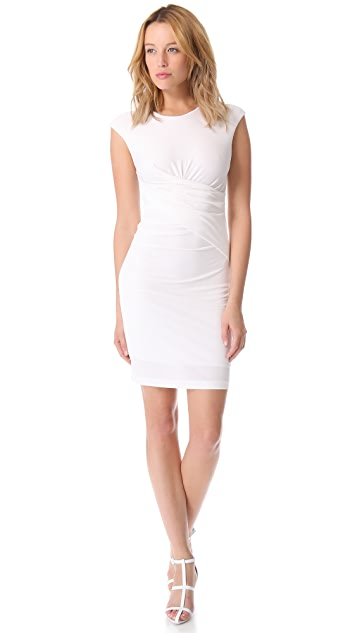 T by Alexander Wang Twist Dress