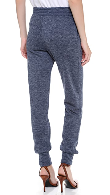 alexanderwang.t Fleece Sweatpants