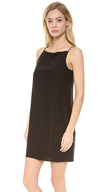 T by Alexander Wang Silk Slip Dress