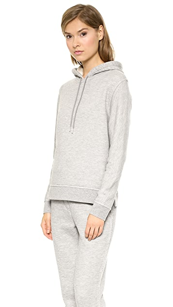 T by Alexander Wang Cotton French Terry Hoodie