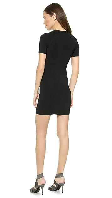 alexanderwang.t Compact Knit Dress