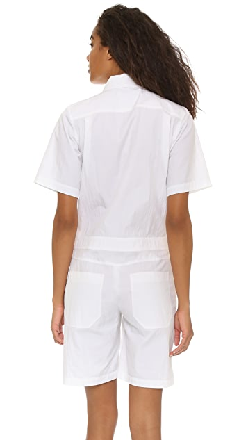 alexanderwang.t Techy Flight Suit Romper